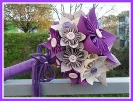 Gagorigami-bidermajer-Purple